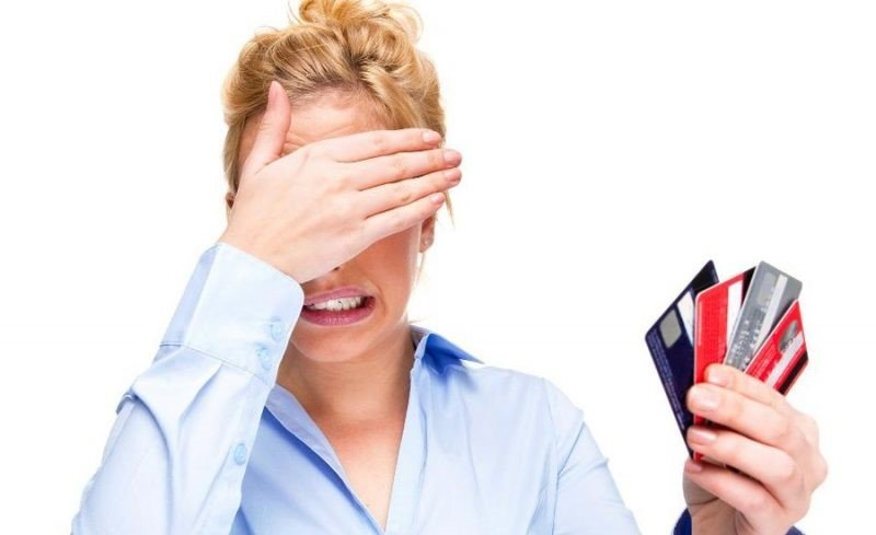 Few Important Reasons Why People Hate Credit Cards