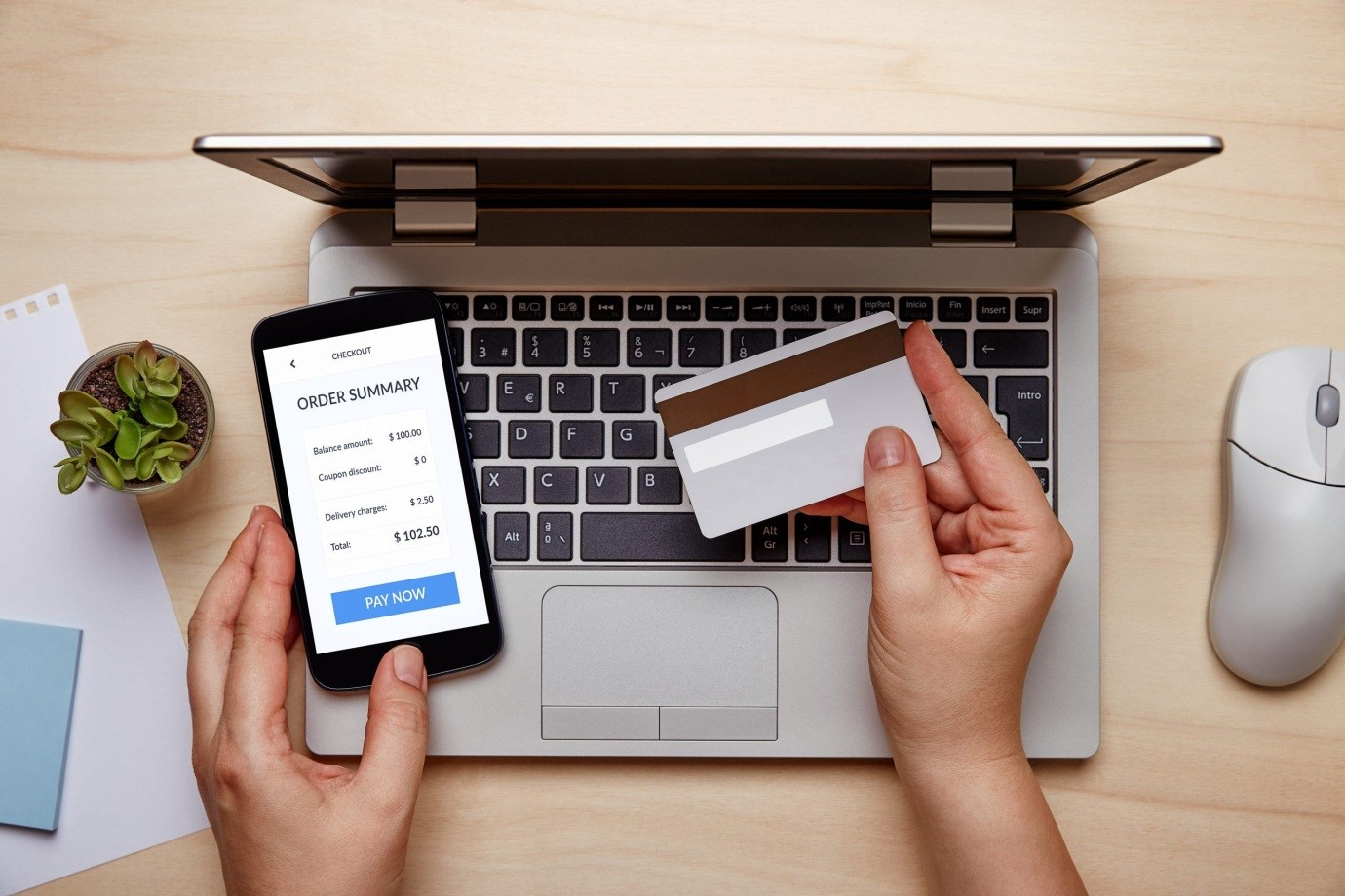 Tips To Make Credit Card Payments Online