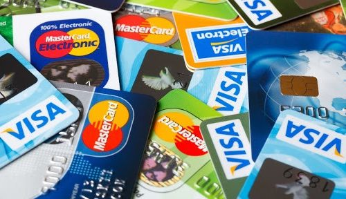 App Credit Card Payments